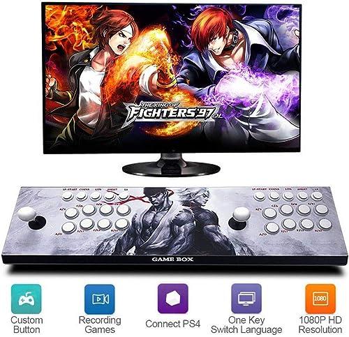 servicio honesto Hppgame Pandora's Box 3D Máquina de vídeo vídeo vídeo clásica, 2448 Games 720P Full HD, CPU Avanzada con 2 Joystick Partes de la Fuente de alimentación HDMI y VGA y Salida USB, Modelo ZQ07  ordene ahora los precios más bajos