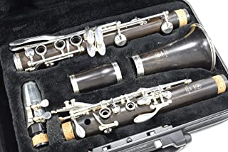 Yamaha YCL450 Clarinet with Nickel Keys