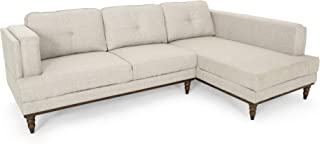 chaise lounge 3 seater sofa