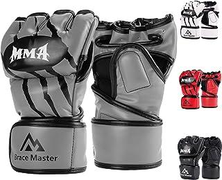 Brace Master MMA Gloves Guantes UFC Guantes de Boxeo para