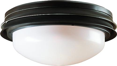 new arrival Hunter 28547 Marine online sale sale II, Low Profile Globe Light Kit, New Bronze outlet online sale