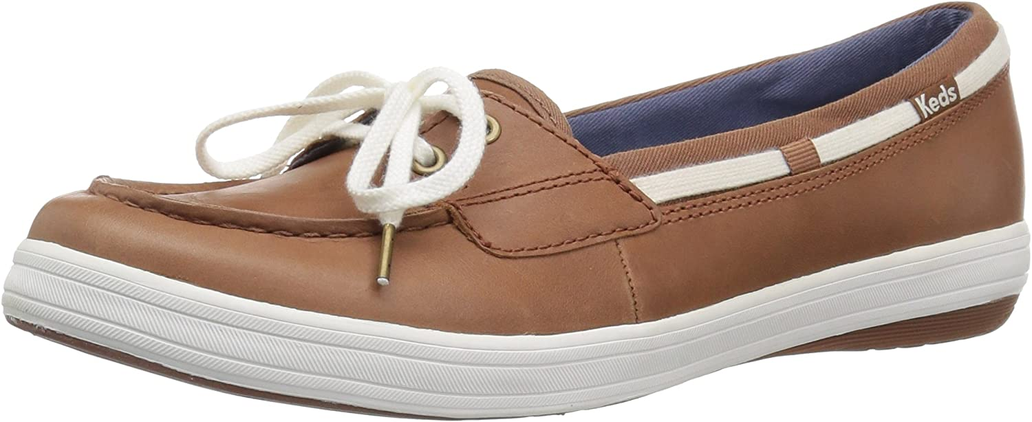 Keds Unisex-Adult Glimmer Leather Sneaker