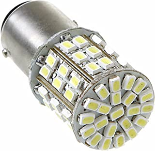 Yellow Red Light LED Bulb for Car ,Red,7440 12-24V,1pc Ueannryer H1H7 H11 9005 9006 7443 3157 20x3030SMD LED 100W Cold White