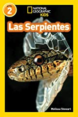 National Geographic Readers: Las Serpientes (Snakes) (Spanish Edition) Kindle Edition