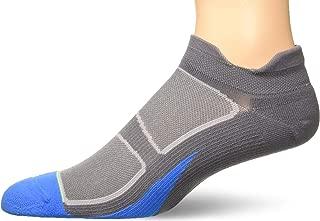 Feetures Elite Light Cushion No Show Tab Single