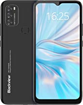 Cell Phone Unlocked Android 11 Blackview A70, 6.5'' HD+ Waterdrop Screen, 5380mAh Massive Battery, Cell Phone with Octa Co...