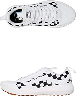 Vans Women's Checkerboard Ultrarange Exo Shoe