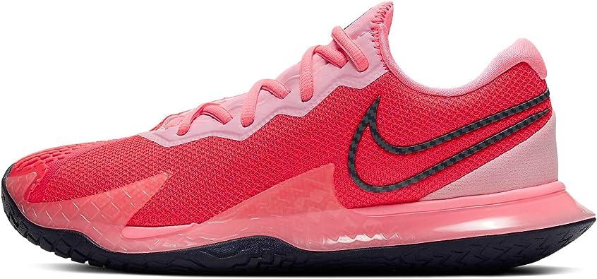 Nike Womens Air Zoom Vapor Cage 4 Hc Womens Tennis Shoes Cd0431-102