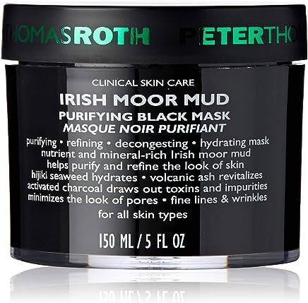Peter Thomas Roth Irish Moor Mud Purifying Black Mask for All Skin Types, 150ml