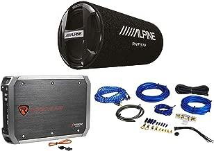ALPINE SWT-S10 1200w 10