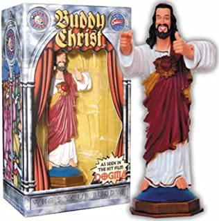 MyPartyShirt Buddy Christ Dogma Dashboard Figure