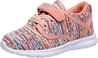 COODO Toddler Kid's Sneakers Boys Girls Cute Casual...