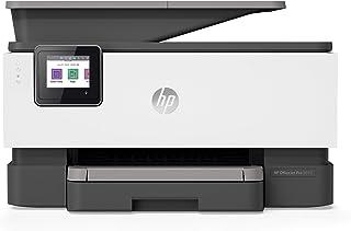 HP OfficeJet Pro 9010 (3UK83B) Stampante Multifunzione a Getto di Inchiostro, Stampa, Scansiona, Fotocopia, Fax, Wifi, A4,...