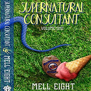 Supernatural Consultant, Volume 1 cover art