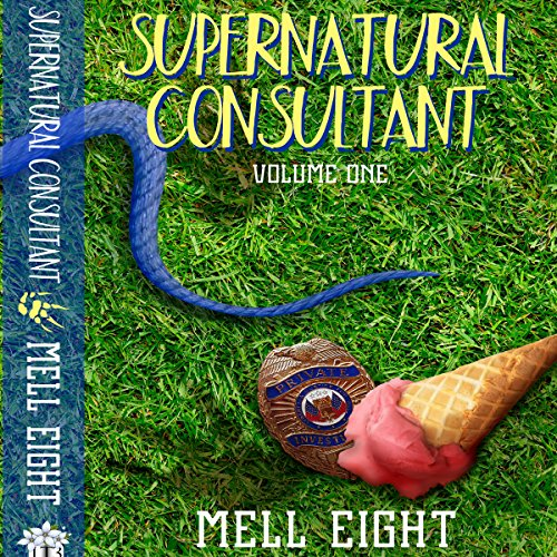 Couverture de Supernatural Consultant, Volume 1