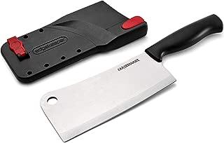 Farberware 5209950 Cleaver Knife, 6-Inch, Black