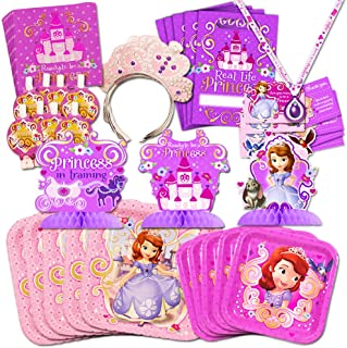 Best sofia the first birthday decorations Reviews