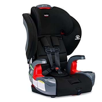 Britax Grow with You Harness-2-Booster Car Seat, Dusk: image