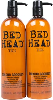bed head shampoo caramel