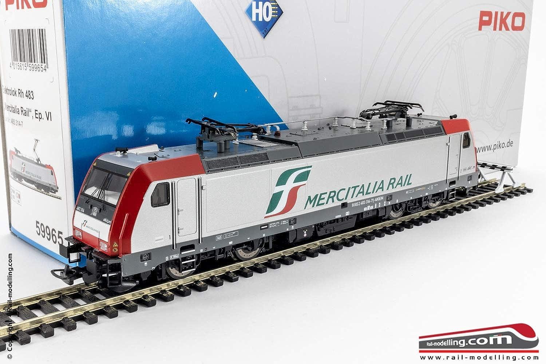 Piko 59965 Elektrolok BR 186 Mercitalia Rail