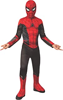 Rubie's Marvel Spider-Man Far From Home Child's Spider-Man Costume & Mask, Large