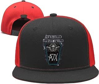 Mens/Woman Adjustable Trucker Hat Avenged-Sevenfold-A7X-Logos- Classic Baseball Hat