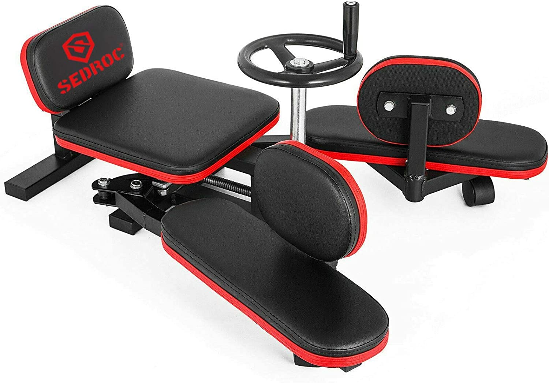 Sedroc Pro Leg Stretcher Split Machine Mail Directly managed store order for Stretchin Flexibility
