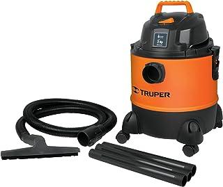 Truper ASPI-06, Aspiradora plástica, líquidos y sólidos 6 gal (23 L)