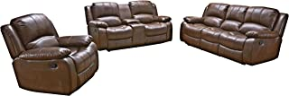 cheap leather living room furniture sets