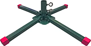 Artificial Christmas Tree Stand for 5 to 7 Foot Trees,Fits 0.5-1.25 Inch Pole
