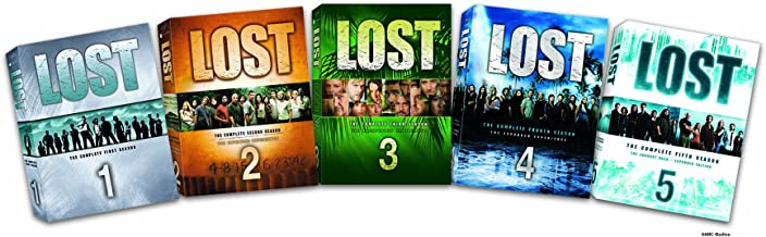 lost dvd complete series