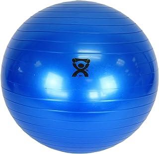 Xcdiscount 30-1800 Azul antideslizante bola del ejercicio inflable de vinilo PVC, 12