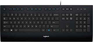 Logitech K280e PRO Corded Keyboard for Business