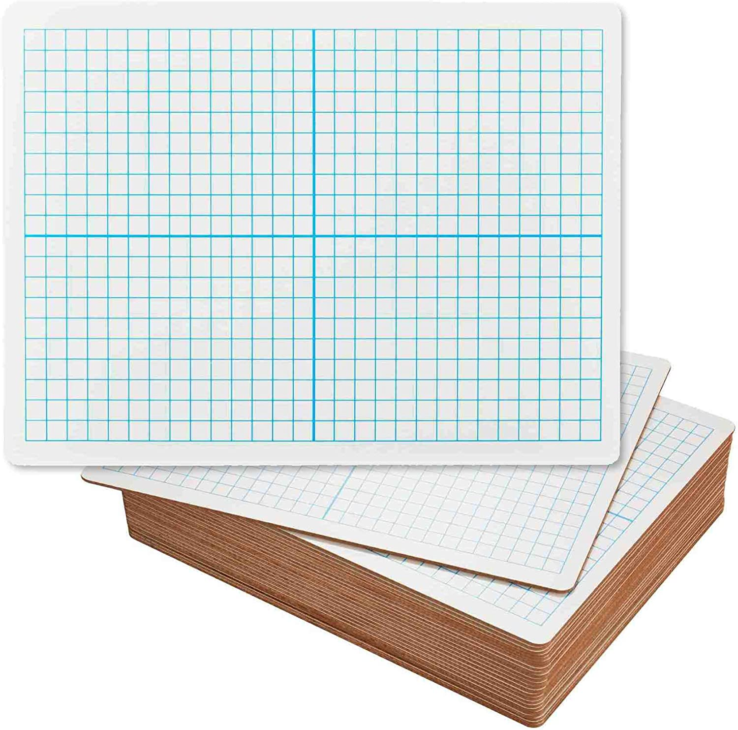 Dry Erase Lapboards store with Clearance SALE! Limited time! Grid Lines 25 of Whiteboar - Graph Pack