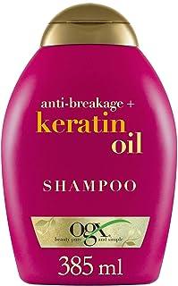 OGX, Shampoo, Anti-Breakage+ Keratin Oil, 385ml