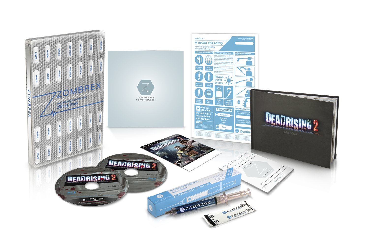 Dead Rising 2 Collector's Luxury goods - Edition Playstation 3 OFFicial site