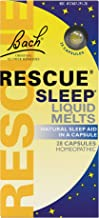 Best rescue sleep liquid melts 28 count Reviews