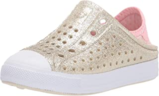Skechers Unisex-Child Foamies Guzman Steps-Shimmer Sweet Water Shoe