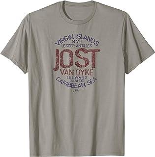 JCombs: Jost Van Dyke, BVI T-Shirt