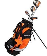 Precise XD-J Junior Complete Golf Club Set for Children Kids – 3 Age Groups Boys..