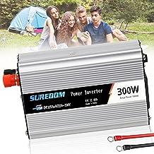 Inversor De Energia Onda Senoidal Pura Dc 12v Ac 110v 120v Conversor De Voltagem Com Tomadas Ac E Porta Usb,para RV Caminh...