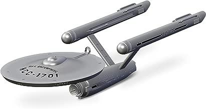 Hallmark Keepsake Christmas Ornament 2018 Year Dated, Star Trek U.S.S. Enterprise, Metal, USS