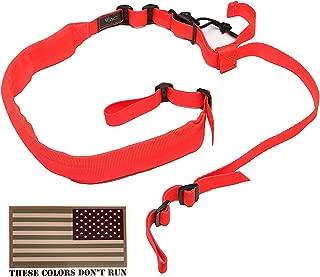 Viking Tactics Original Padded 2 Point Sling & American Flag Decal