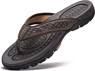 Best casual flip flops mens Reviews