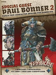 Zombicide Green Horde: Special Guest Artist: Paul Bonner 2