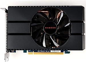 AMD Radeon RX 580 4GB GDDR5 Video Graphics Card - OEM (Renewed)