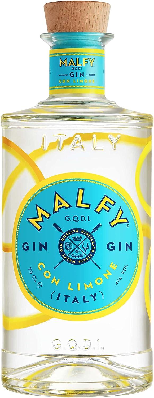 Malfy Limón Gin Ginebra Premium - 700 ml
