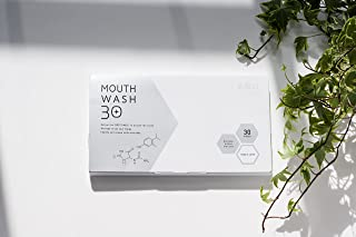 【医薬部外品】美歯口 Mouth Wash 30 [ オーラルケア キシリトール メントール 配合 ホワイトニング ]1箱30本 ビハク