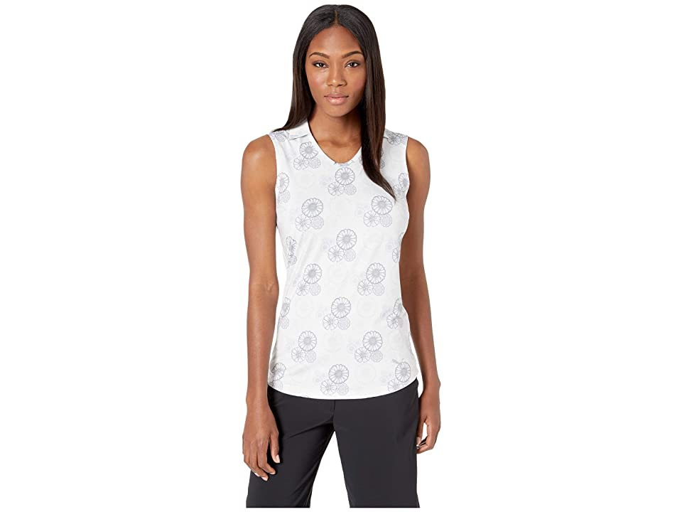 PUMA Golf - PUMA Golf Blossom Sleeveless Polo