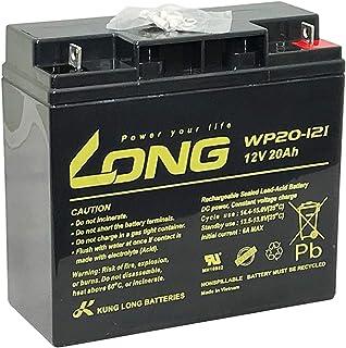 LONG 12V 20Ah 高性能 シールドバッテリー WP20-12I WP20-12I